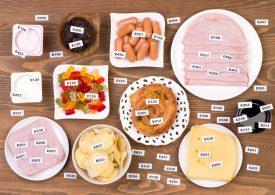 Lebensmittel-Zusatzstoffe – E-Nummern