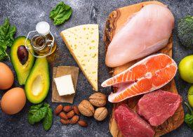 Viel Fett und möglichst wenige Kohlenhydrate