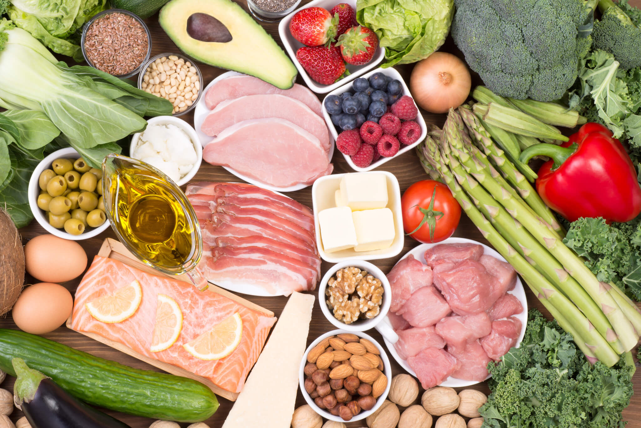 Low Carb - Einsparung von Kohlenhydrat-Kalorien