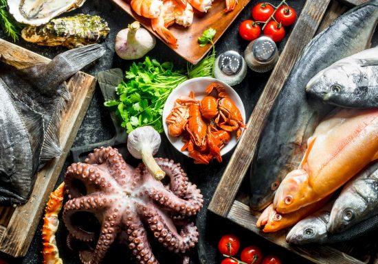 Fisch-Zubereitungen