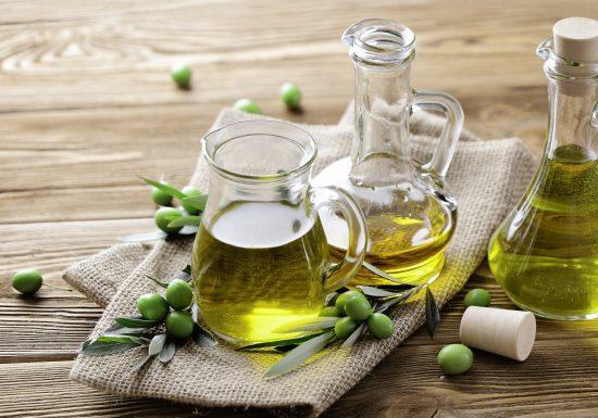 Pflanzliche Öle und Fette