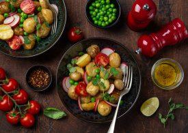 Kartoffeln und -Zubereitungen